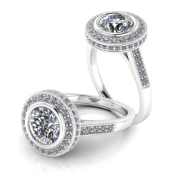 "The ""JULIA"" Engagement Ring"